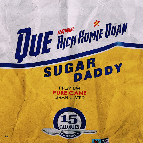 Sugar Daddy (feat. Rich Homie Quan)
