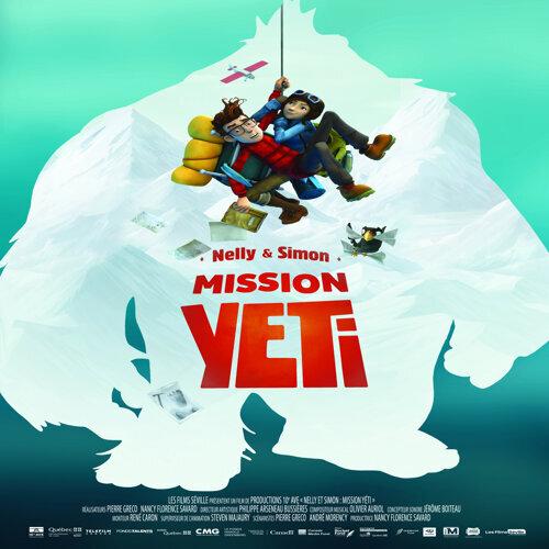 Nelly & Simon : Mission Yeti