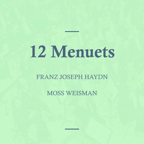 Haydn: 12 Menuets