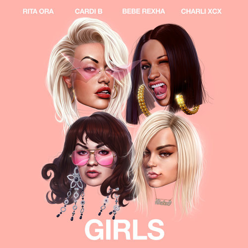 Girls - Steve Aoki Remix