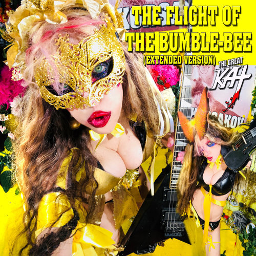 The Flight of the Bumble-Bee (Extended Version)