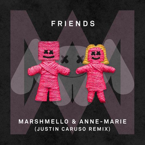 FRIENDS - Justin Caruso Remix
