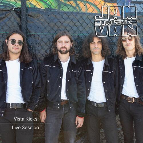 Jam in the Van - Vista Kicks (Live Session)