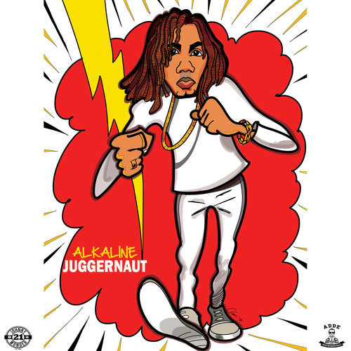 Alkaline - Juggernaut - Produced By Johnny Wonder & Adde