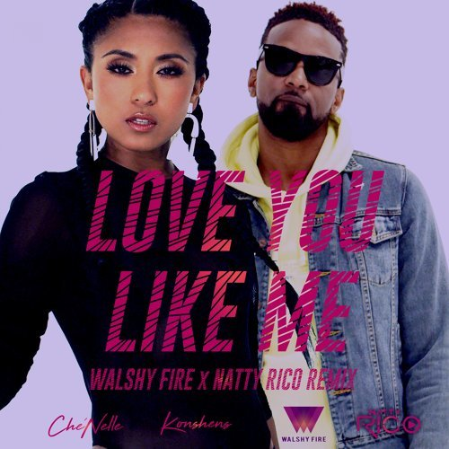 Love You Like Me (Walshy Fire & Natty Rico Remix) [feat. Konshens]