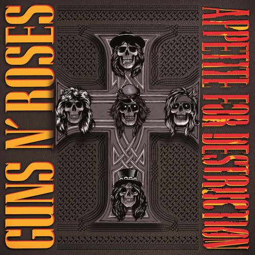 Appetite For Destruction (毀滅慾:全面出擊) - Super Deluxe Edition