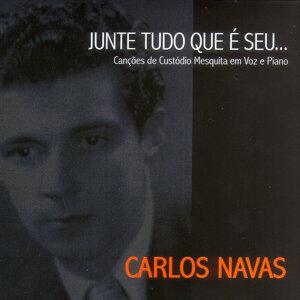Junte Tudo Que É Seu [the songs of Custódio Mesquita with piano and voice]