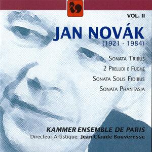 Jan Novák: Sonatas – Preludes, Vol. 2
