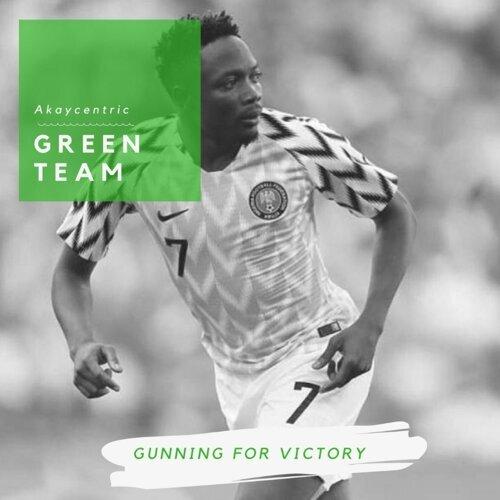 Green Team (Nigerian Super Eagles)