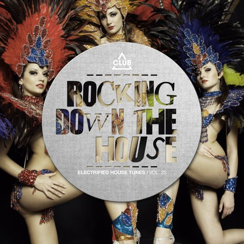 Rocking Down the House - Electrified House Tunes, Vol. 25