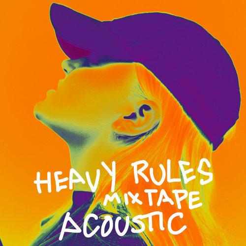 Heavy Rules Mixtape - Acoustic