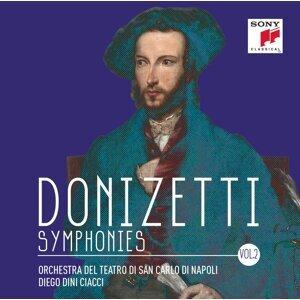Gaetano Donizetti: Symphonies, Vol. II