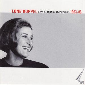 Lone Koppel Live & Studio Recordings 1963-86