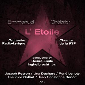 Emmanuel Chabrier : L' Étoile (1957), Volume 1