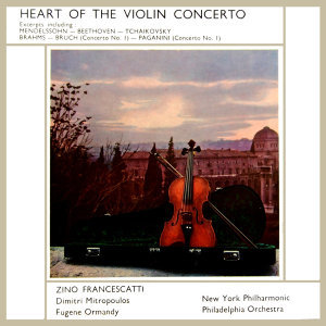 Heart Of The Violin Concerto