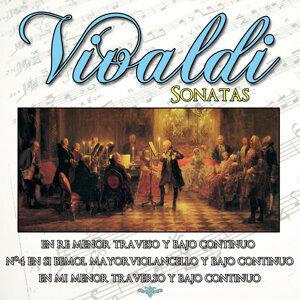 Vivaldi: Sonatas para Violoncello, Bajo Continuo y Traverso