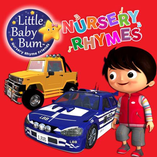 Little Baby Bum Nursery Rhyme Friends - Driving in My Car