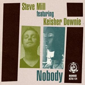 Nobody (feat. Keisher Downie) - Single