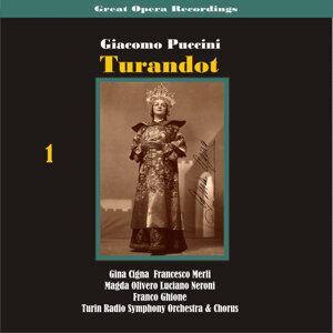 Giacomo Puccini - Turandot [1938], Vol. 1