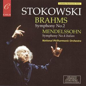 Brahms: Symphony No. 2 - Mendelssohn: Symphony No. 4
