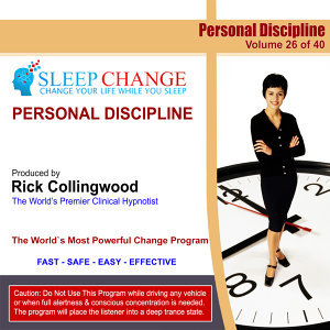 Personal Discipline