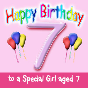 Happy Birthday 7 TODAY! Dance Mix (Girl)