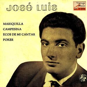 """Vintage Pop Nº 73 - EPs Collectors """"Mariquilla Bonita"""" Jose Luis Y Su Guitarra"""