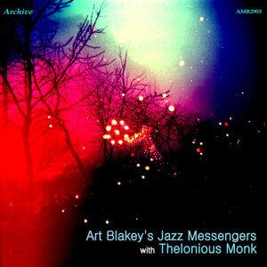 Art Blakey's Jazz Messengers with Thelonious Monk - EP