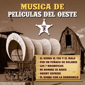 Musica De Peliculas Del  Oeste  Vol. 2