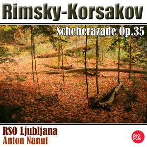Rimsky-Korsakov: Scheherazade Op. 35