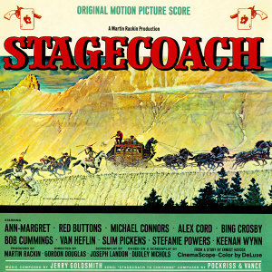 Stagecoach (Music From The 1966 Motion Picture Soundtrack)