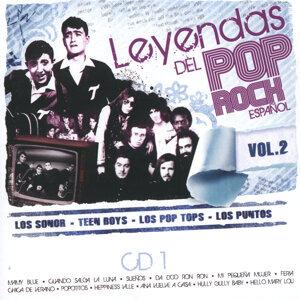 Leyendas Del Pop Rock Español Vol.2
