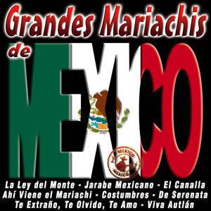 Grandes Mariachis de México