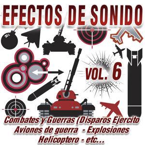 Efectos De Sonido Vol.6