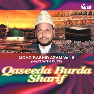 Qaseeda Burda Sharif Vol. 5 - Islamic Naats with Duff