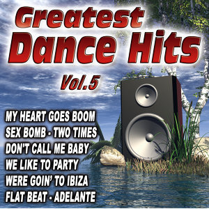 Latin Dance Hits Vol.5