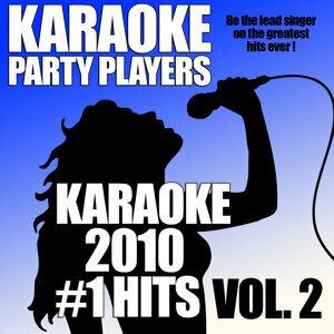 Karaoke 2010 Karaoke #1 Hits Vol. 2
