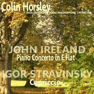 Ireland: Piano Concerto in E-Flat - Stravinsky: Capriccio for Piano and Orchestra