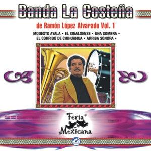 Banda La Costeña De Ramón López Alvarado Vol. 1 - Feria Mexicana