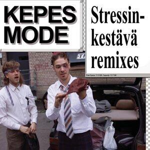 Stressinkestävä (Remixes)