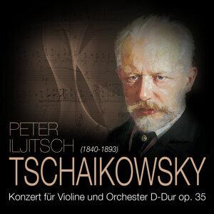Tschaikowsky: Konzert für Violine und Orchester D-Dur op. 35