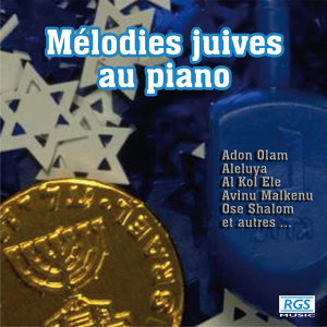 Mélodies Juives Au Piano
