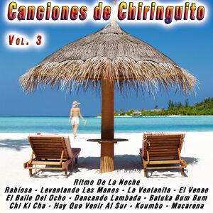Canciones De Chiringuito  Vol. 3
