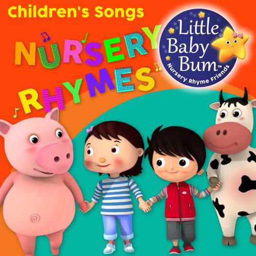 Children's Songs for Family, Friends & Siblings from LittleBabyBum