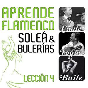 Aprende Flamenco. Soleá y Bulerías: Lección 4