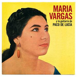 Maria Vargas Y La Guitarra De Paco De Lucia - Reissue