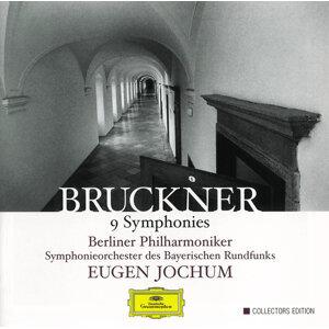 Bruckner: 9 Symphonies - 9 CD's