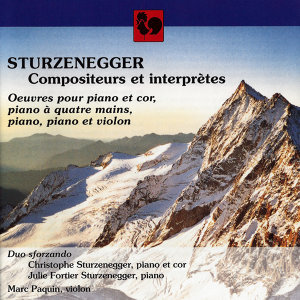 Sturzenegger: Composers and Performers & Bizet: Jeux d'enfants, WD 56