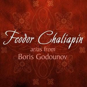 Arias From Boris Godounov