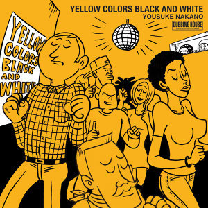 Yellow Colors Black & White - Single